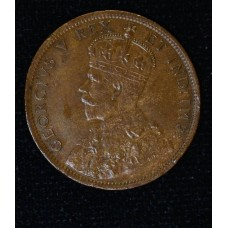 Canada 1c One Cent 1911 EF45 bronze KM#15 brown hues