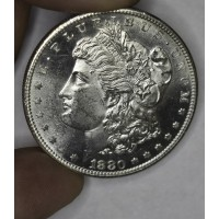 $1 One Dollar 1880 S MS64 blazing luster choice