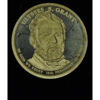 $1 One Dollar 2011 S Pres. PR66 U. Grant brilliant