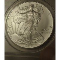 $1 One Dollar 2010 P Eagle MS70 ANACS First Release
