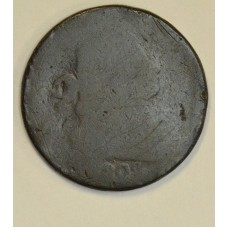 1c One Cent Penny 1802 PO1 original chocolate one popular