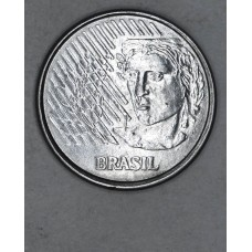 Brazil 5 Centavos 1994 BU stainless steel KM#632 great luster