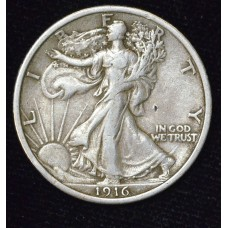 1916-S Mercury Dime VF SKU#2093